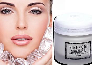 Cosmetice SIMENGDI pentru ingrijirea feţei şi decolteului