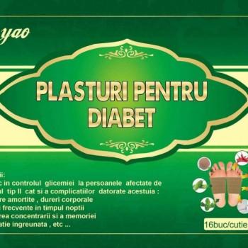 Plasturi pentru diabet
